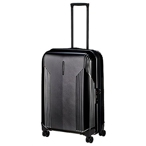 March 15 Trading New Manhattan 4-Rollen Trolley 64 cm - black brushed - broschei
