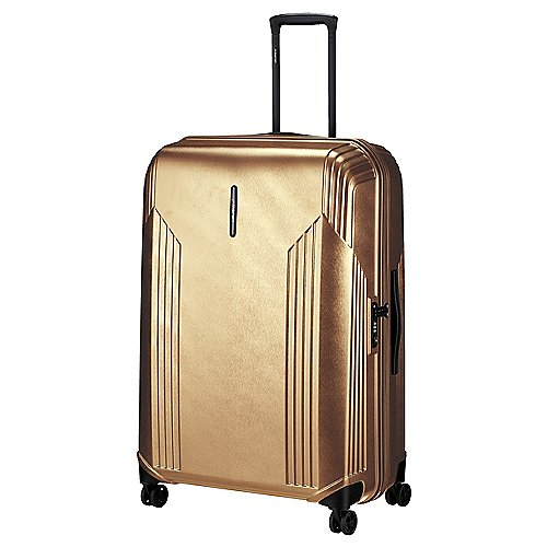 March 15 Trading New Manhattan 4-Rollen Trolley 79 cm - gold brushed Sale Angebote Proschim