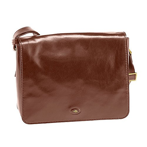 The Bridge Story Uomo Messenger Bag aus Leder 34 cm Produktbild