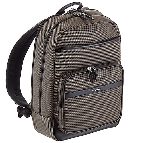 Samsonite Fairbrook Laptop Rucksack 43 cm - bro...