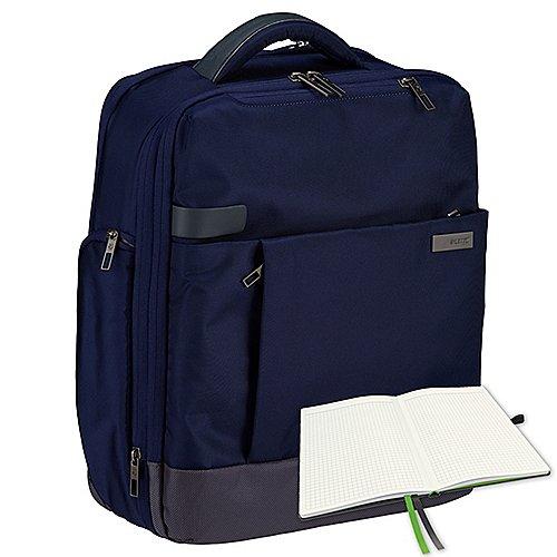 Leitz Complete Smart Traveller Rucksack 40 cm i...