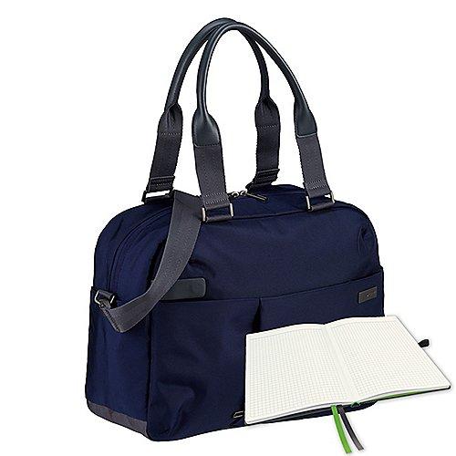 Leitz Complete Smart Traveller Shopper 38 cm inkls. Leitz Notizbuch A5 kariert Produktbild