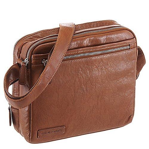 Plevier 600er Serie Tablet Tasche 31 cm - cognac