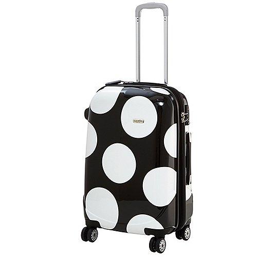 Schmogrow-Fehrow Angebote Claymore Octopush 360 4-Rollen-Trolley 61 cm - Fashion Dots Black