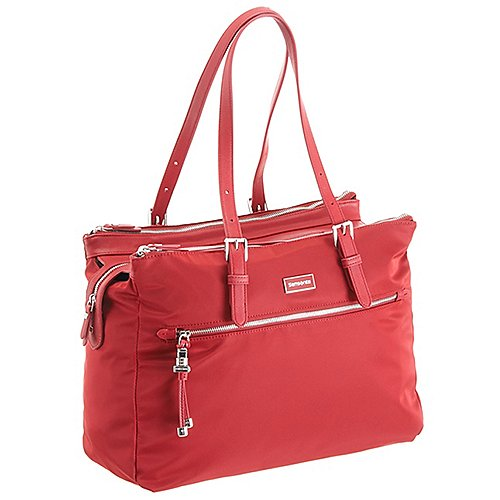 Samsonite Karissa Biz Organised Shopping 40 cm - formula red
