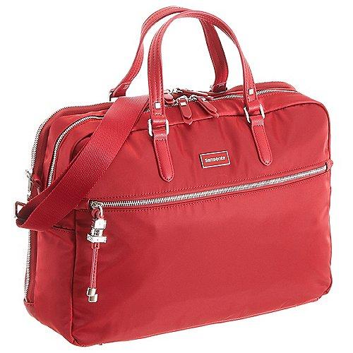 Samsonite Karissa Biz Businesstasche 41 cm - formula red