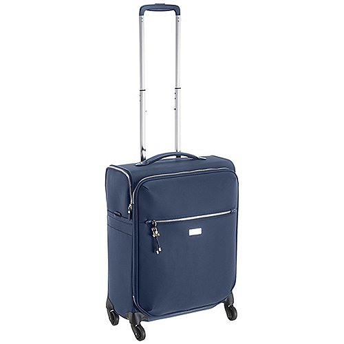 Samsonite Karissa Biz 4-Rollen-Bordtrolley 55 cm - dark navy