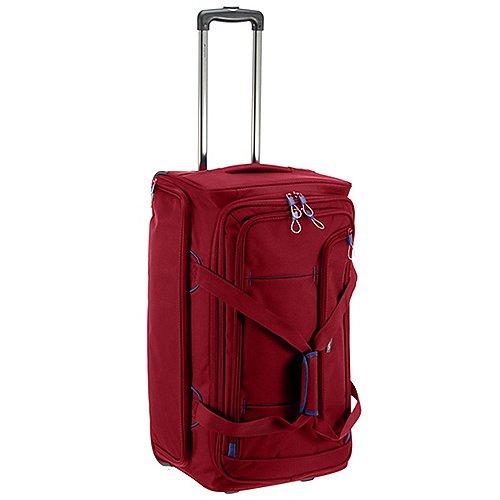 March 15 Trading Gogobag 2 Rollen Reisetasche 71 cm red