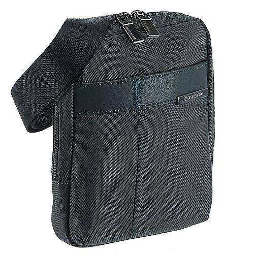 Samsonite Formalite Tablet Crossover Schultertasche 21 cm grey auf Rechnung bestellen