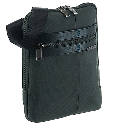Samsonite Formalite Tablet Crossover Schultertasche 28 cm grey