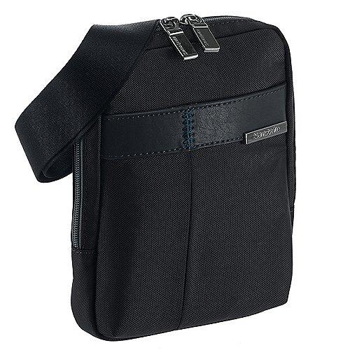 Samsonite Formalite Tablet Crossover Schultertasche 21 cm black auf Rechnung bestellen