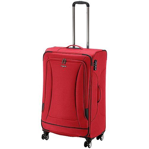 Hardware O-Zone 4-Rollen-Trolley 80 cm - red/black