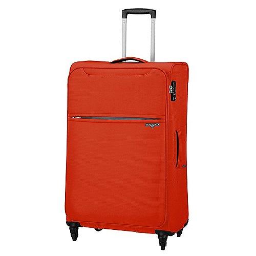 Hardware XLIGHT 4-Rollen-Trolley 80 cm - mandarine