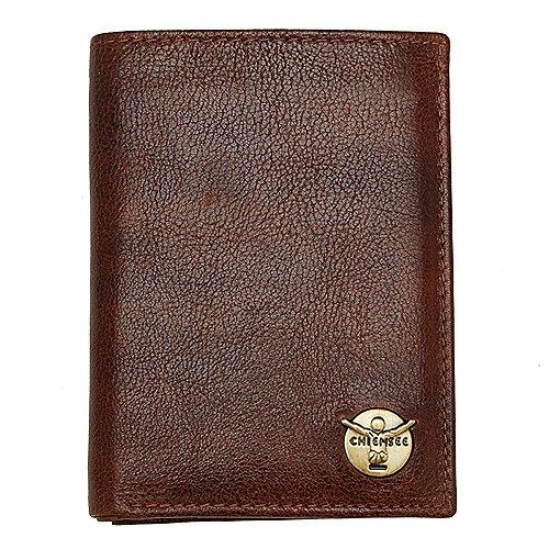 Chiemsee Mario Geldbörse 12 cm - cognac