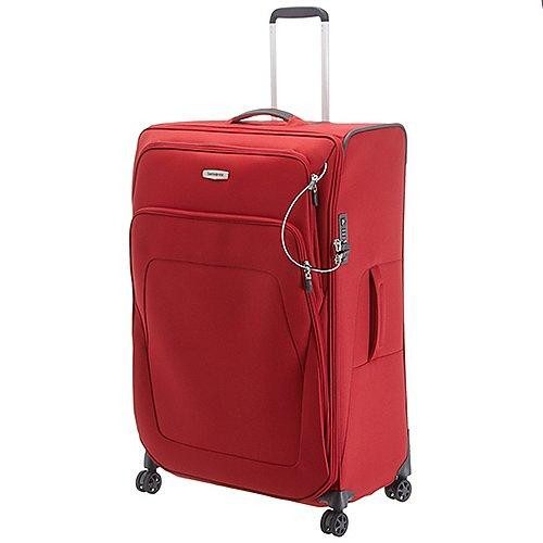 Samsonite Spark SNG 4-Rollen-Trolley 82 cm - red Sale Angebote Hosena