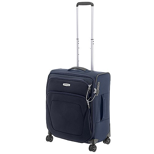 Samsonite Spark SNG 4-Rollen-Trolley 56 cm - blue