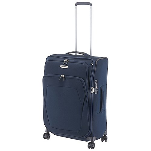 Samsonite Spark SNG 4-Rollen-Trolley 67 cm - blue