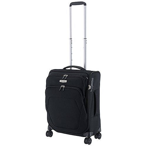 Samsonite Spark SNG 4-Rollen-Bordtrolley 55 cm - black