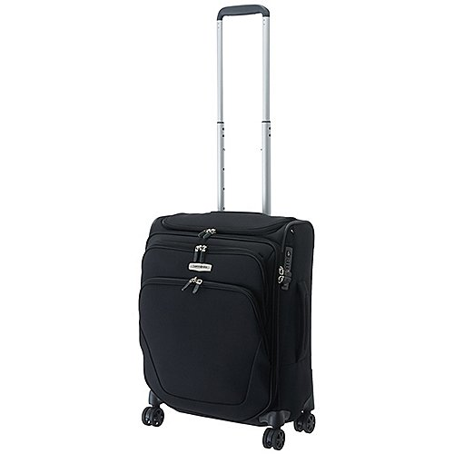Samsonite Spark SNG 4-Rollen-Kabinentrolley 55 cm - black