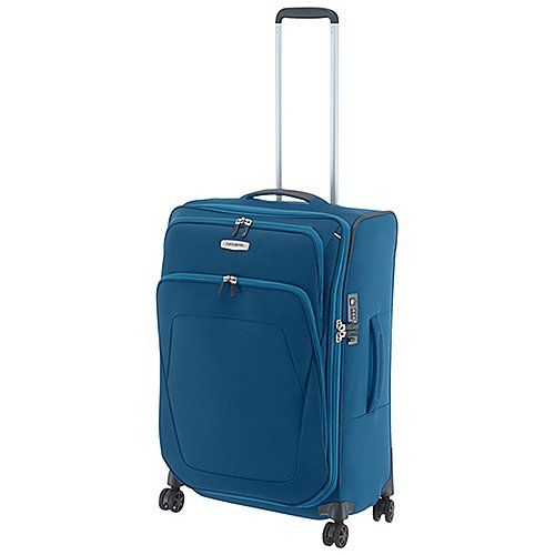 Samsonite Spark SNG 4-Rollen-Trolley 67 cm - petrol blue