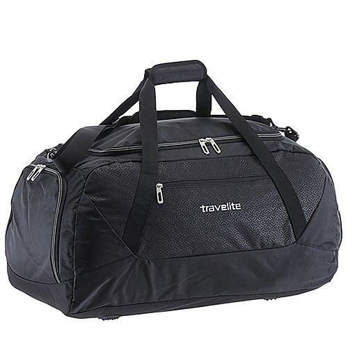 Travelite Kick Off IV Reisetasche 65 cm schwarz