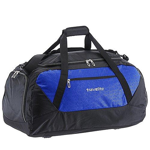 Travelite Kick Off IV Reisetasche 65 cm blau
