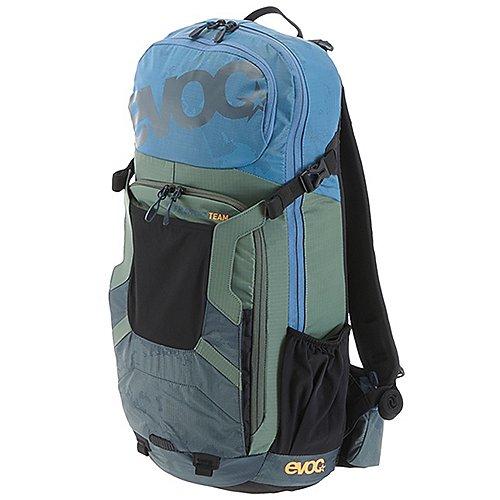 Evoc Protector Backpacks FR Enduro Team M/L Rucksack 56 cm - blue/olive/slate