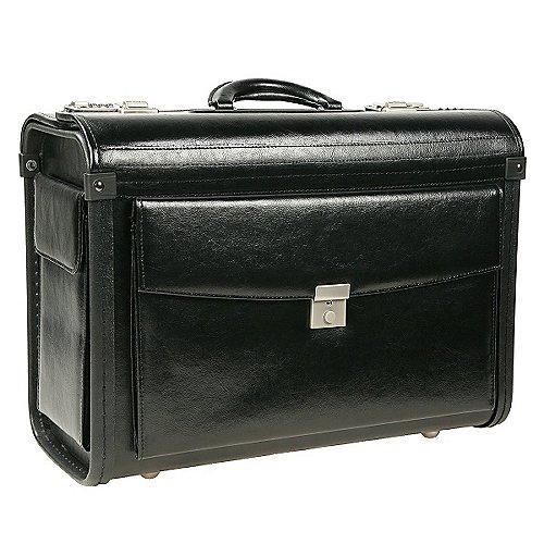 Dermata Business Pilotenkoffer aus Leder Produktbild