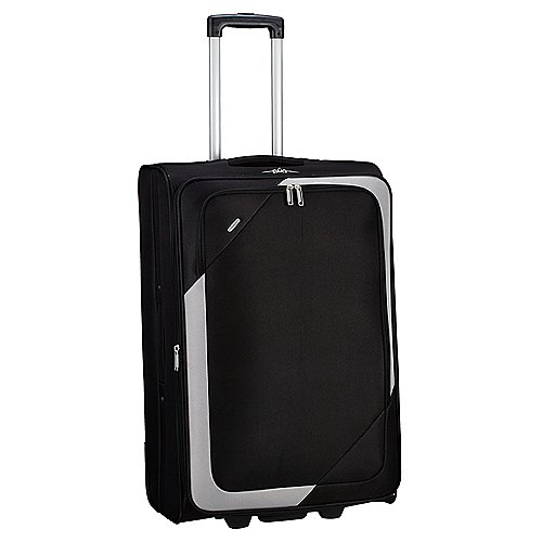 d&n Travel Line 7200 2-Rollen-Trolley 62 cm - schwarz Sale Angebote Proschim
