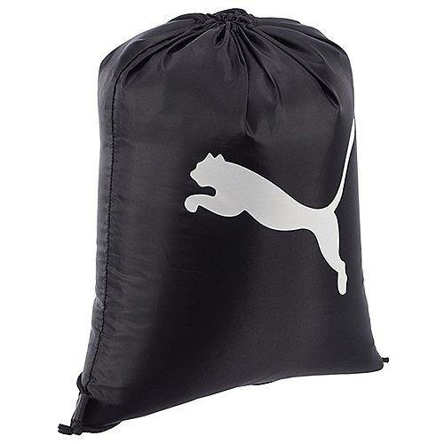 Puma Pro Taining Gym Sack Sportbeutel 46 cm - black-black-white Sale Angebote Hosena