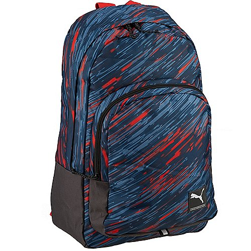 Puma Academy Backpack Laptoprucksack 50 cm asphalt graphic