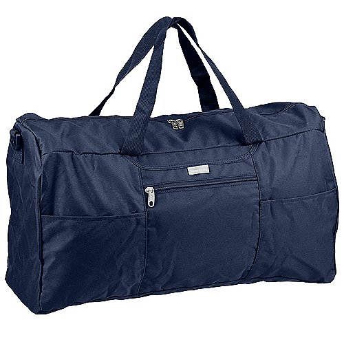 Samsonite Travel Accessories faltbare Reisetasche 55 cm indigo blue