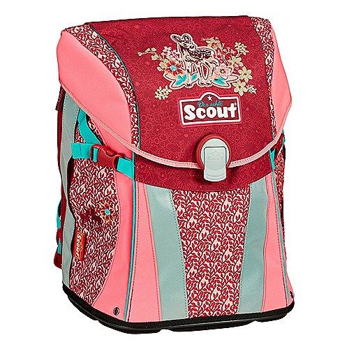 Scout Basic Schulsets Schulranzenset Sunny 4-tlg. Produktbild
