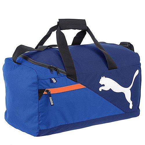 Puma Fundamentals Sports Bag Sporttasche 45 cm lapis blue