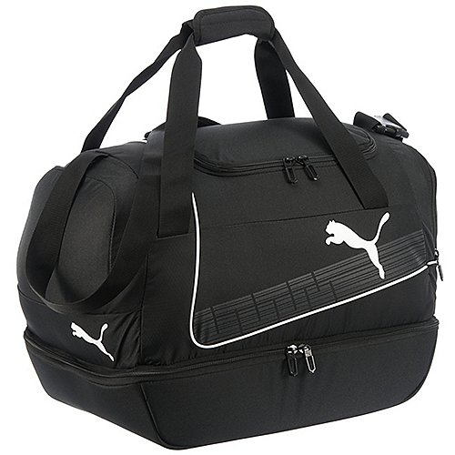 Puma evoPOWER Football Bag Junior Sporttasche 48 cm black white