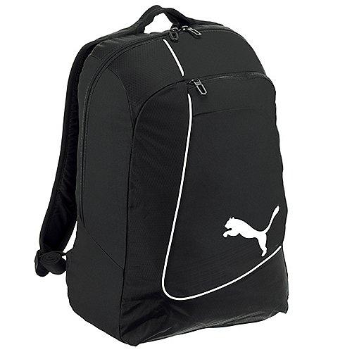 Puma evoPOWER Football Backpack Rucksack 48 cm - black-white