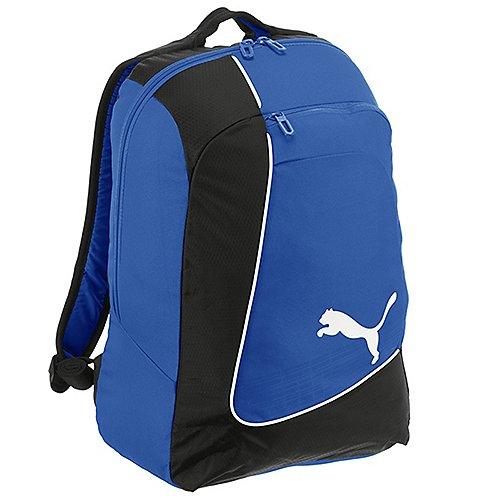 Puma evoPOWER Football Backpack Rucksack 48 cm - blue-black-white