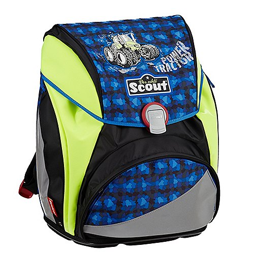 Scout Alpha Schulranzenset 4-tlg. Produktbild