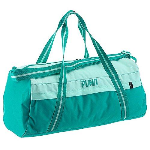 Puma Fundamentals Sport Bag II Sporttasche 60 cm aruba blue navigate