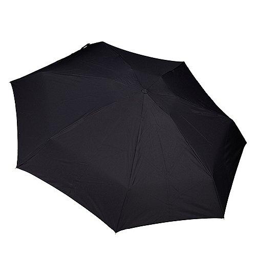 Doppler Taschenschirme Magic XS Carbonsteel 23 cm - schwarz