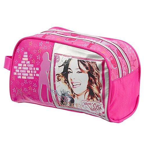 Disney Violetta Star Beauty Case 26 cm - rosa Preisvergleich