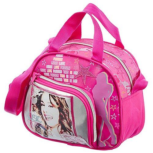 Disney Violetta Star Beauty Case mit Schulterriemen 23 cm - rosa Preisvergleich