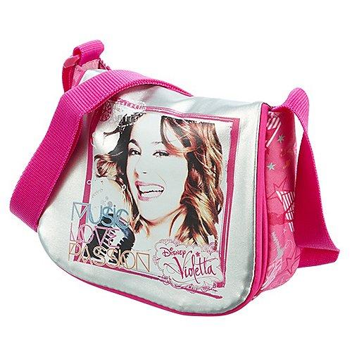 Disney Violetta Star Schultertasche 17 cm - rosa Preisvergleich