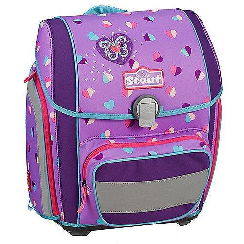 Scout Genius Limited Edition Schulranzenset 4-tlg. Produktbild
