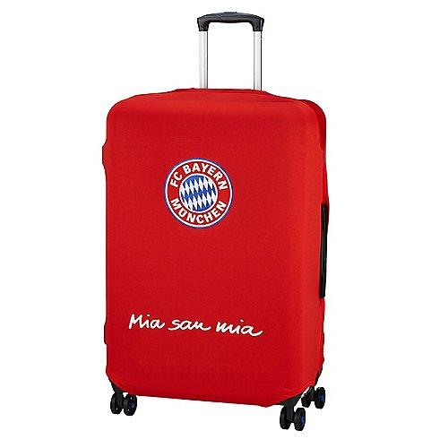 Mein Verein FC Bayern München Kofferhülle 77 cm Produktbild