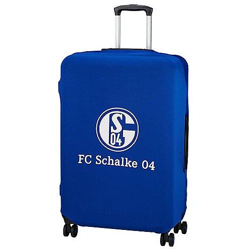 Mein Verein FC Schalke 04 Kofferhülle 77 cm Produktbild