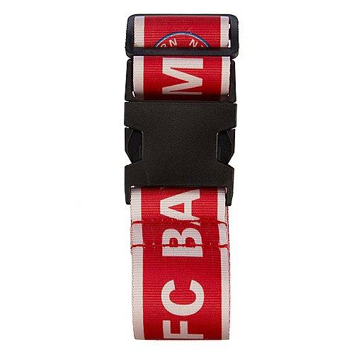 Mein Verein FC Bayern München Kofferband 180 cm Produktbild