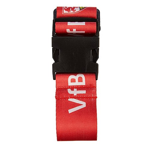 Mein Verein VfB Stuttgart Kofferband 180 cm Produktbild