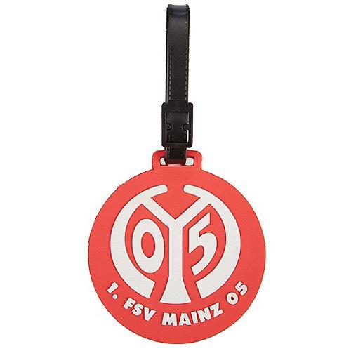 Mein Verein Mainz 05 Kofferanhänger 8 cm Produktbild