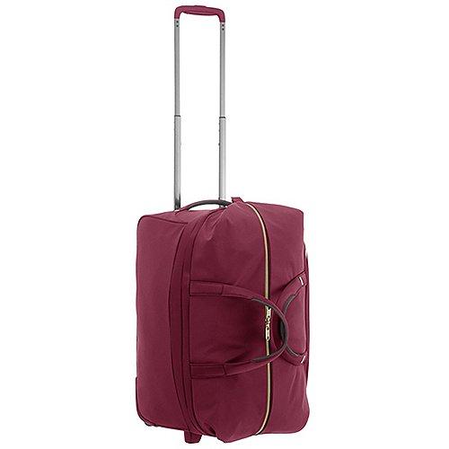 Samsonite Uplite Rollreisetasche 55 cm burgundy gold auf Rechnung bestellen